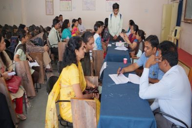 Parents' Meeting-4th March,16